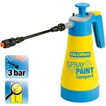 pressure sprayer previa mod. spray & paint compact