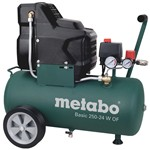 compressor metabo without oil mod. basic 250-24 w of