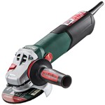 metabo 1,550 watt angle grinder we 15-125 quick