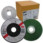 flexible grinding discs kit green-corps™ with  cubitron™ mineral