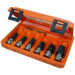 magnetic drilling cutters set hss-co