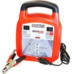 12v and 20-120ah automatic battery charger mod. novacar 10a