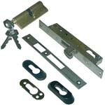 mortise lock tesa 2241 with cylinder