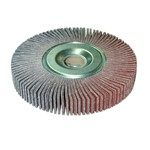 unmounted flap wheel for bench grinder