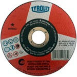 cut-off wheel for stainless steel ref. basic 41 a60-bf inox