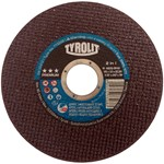 cut-off wheel for steel and stainless steel ref. premium 41 a60q-bfka